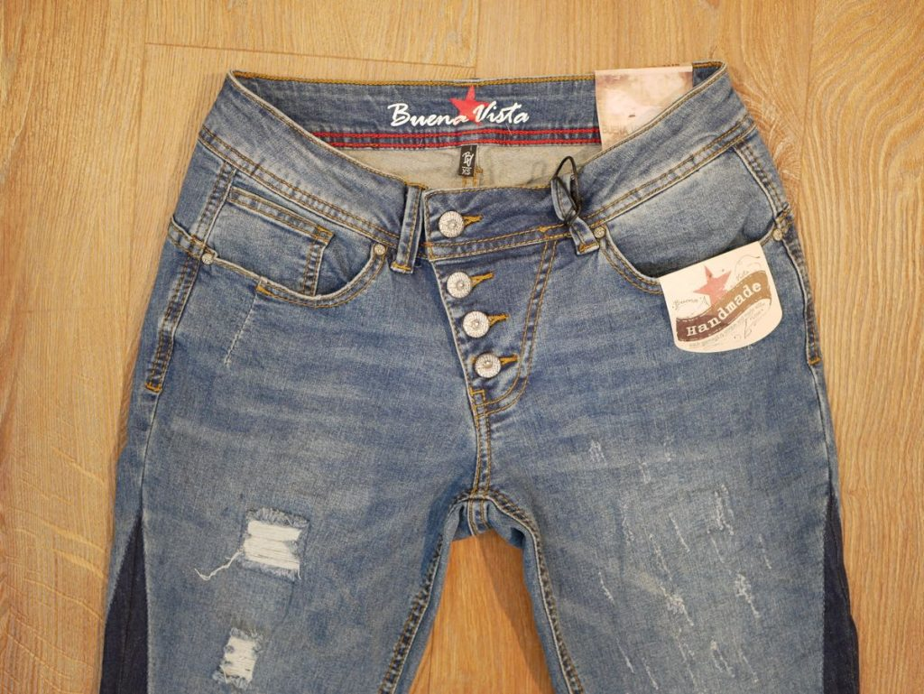 1711-J5001 Malibu Stretch Denim middle blue 3