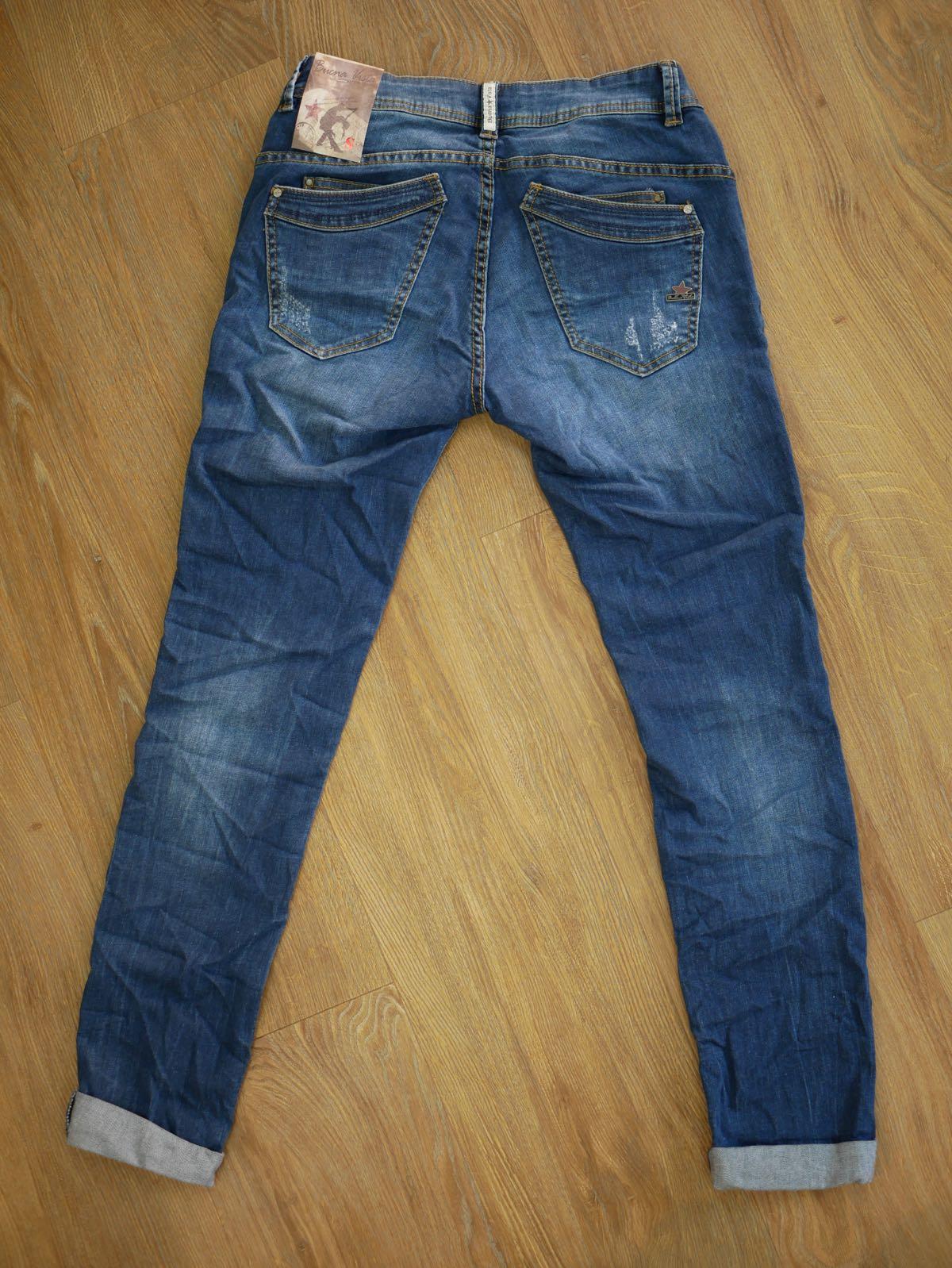 0445d9ef15f7 Buena Vista Jeans Malibu Stretch Denim - Modehaus Rieker Süßen ...