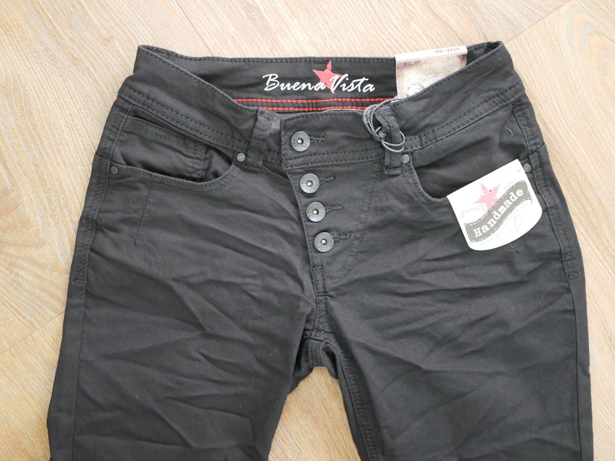 Jeans damen buena vista modische jeansmodelle - Zerrissene jeans damen ...