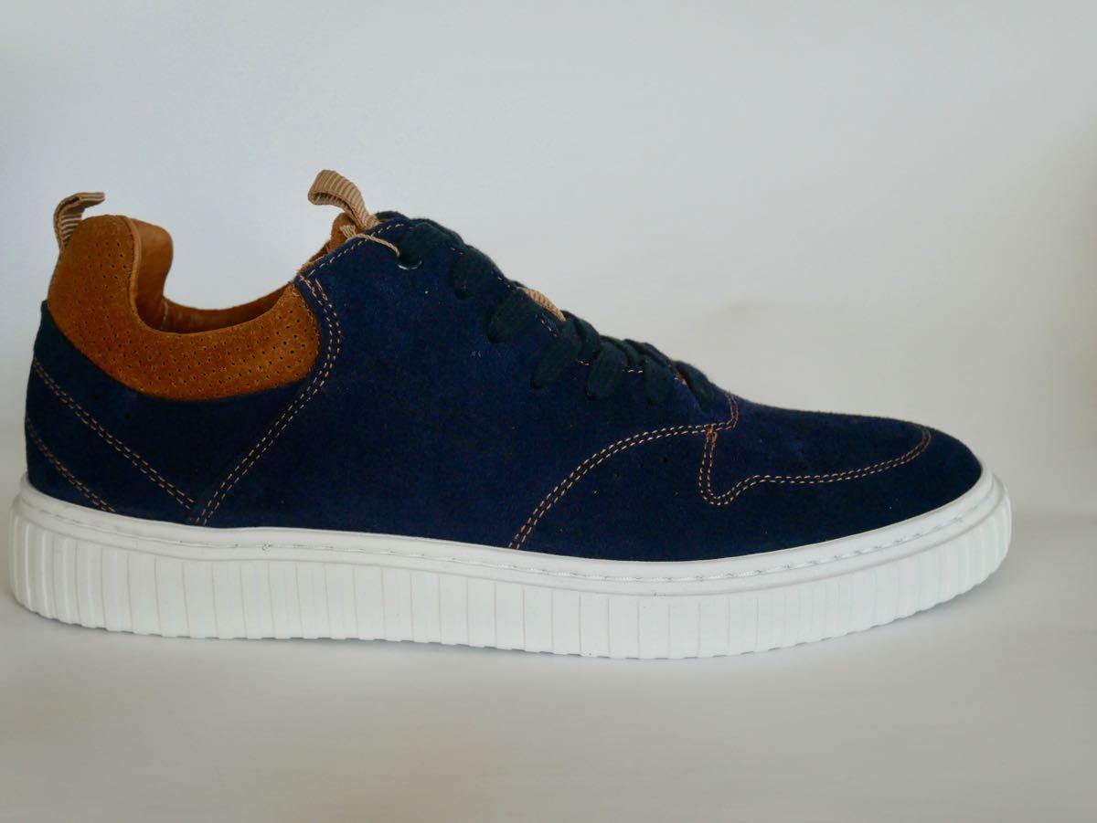 Blauer Herren Sneaker 1