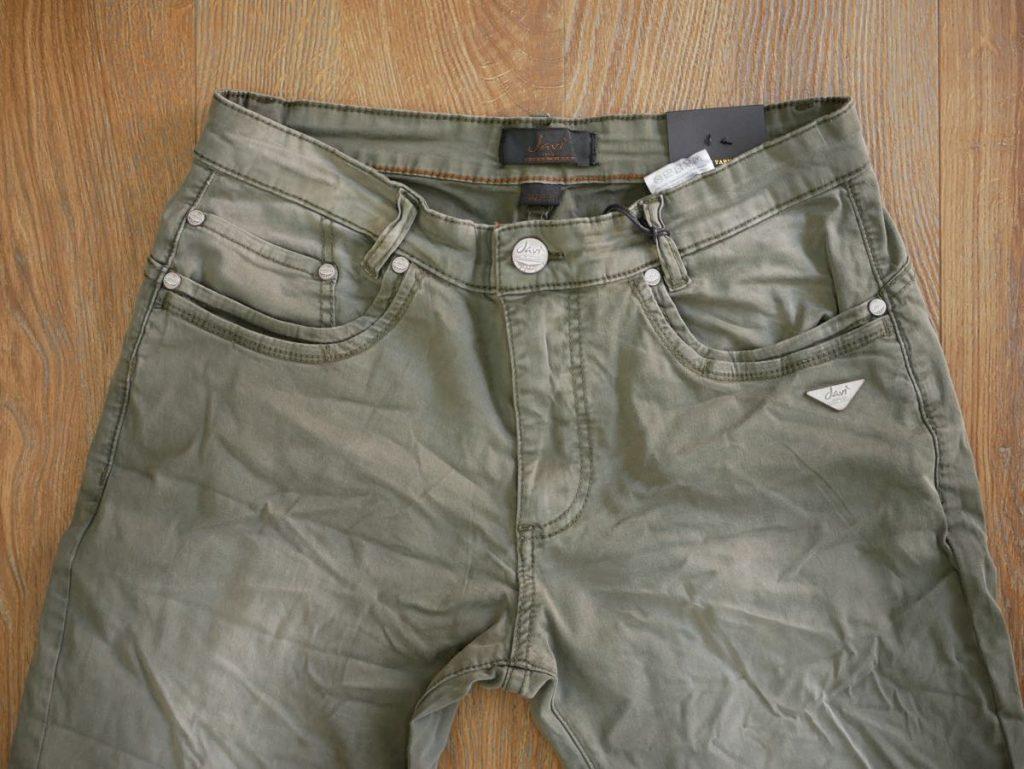 Buena Vista Jeans Ricardo olive 1