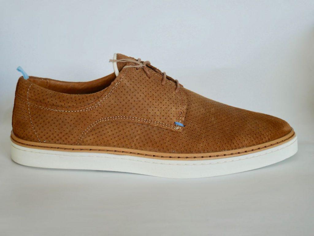 Maenner Sneaker Coxx Borba braun 1