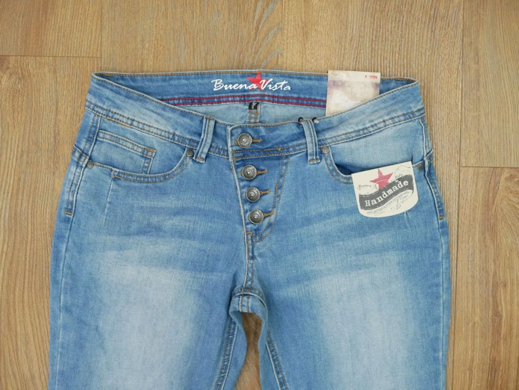 1807-C5001-254 Malibu Stretch Denim middle blue 2