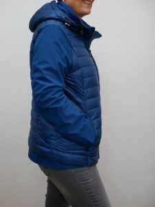 Blaue Winterjacke von Cecil 1