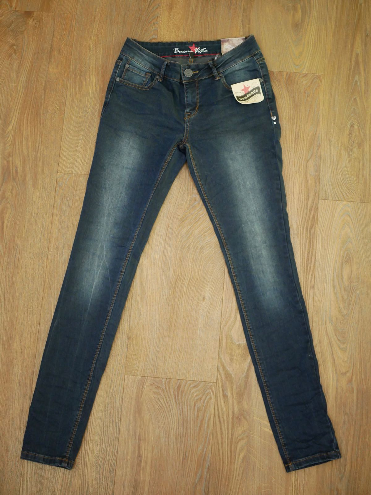 dark blue ** NEU Stretch Denim **  Buena Vista Italy Jeans