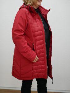Rote Winterjacke von Cecil 2