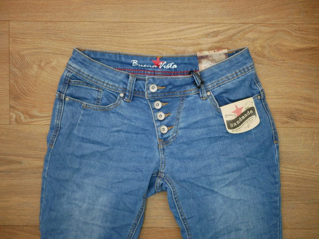 1901-C5001 Malibu Velvet Denim middle blue 2