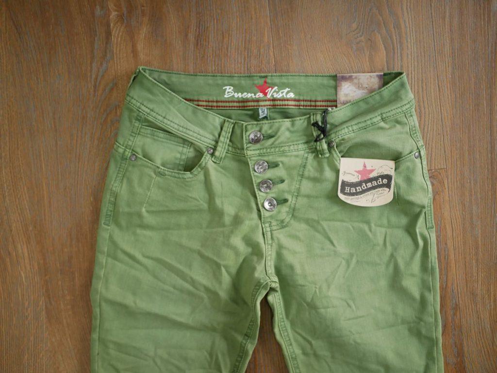Buena Vista Jeans Malibu gruen 3