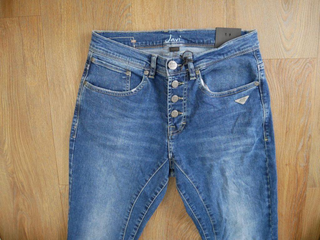 Herren Jeans Buena Vista Franco hellblau 1