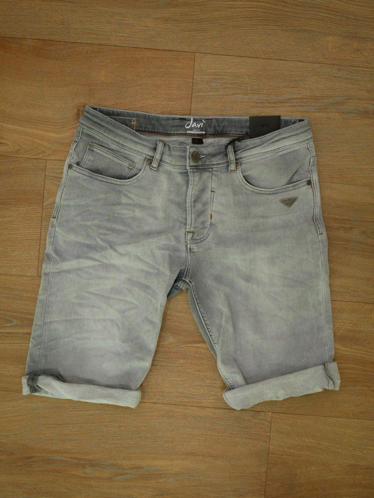 1904-T6184 Franco Short N Sweat grey denim 2
