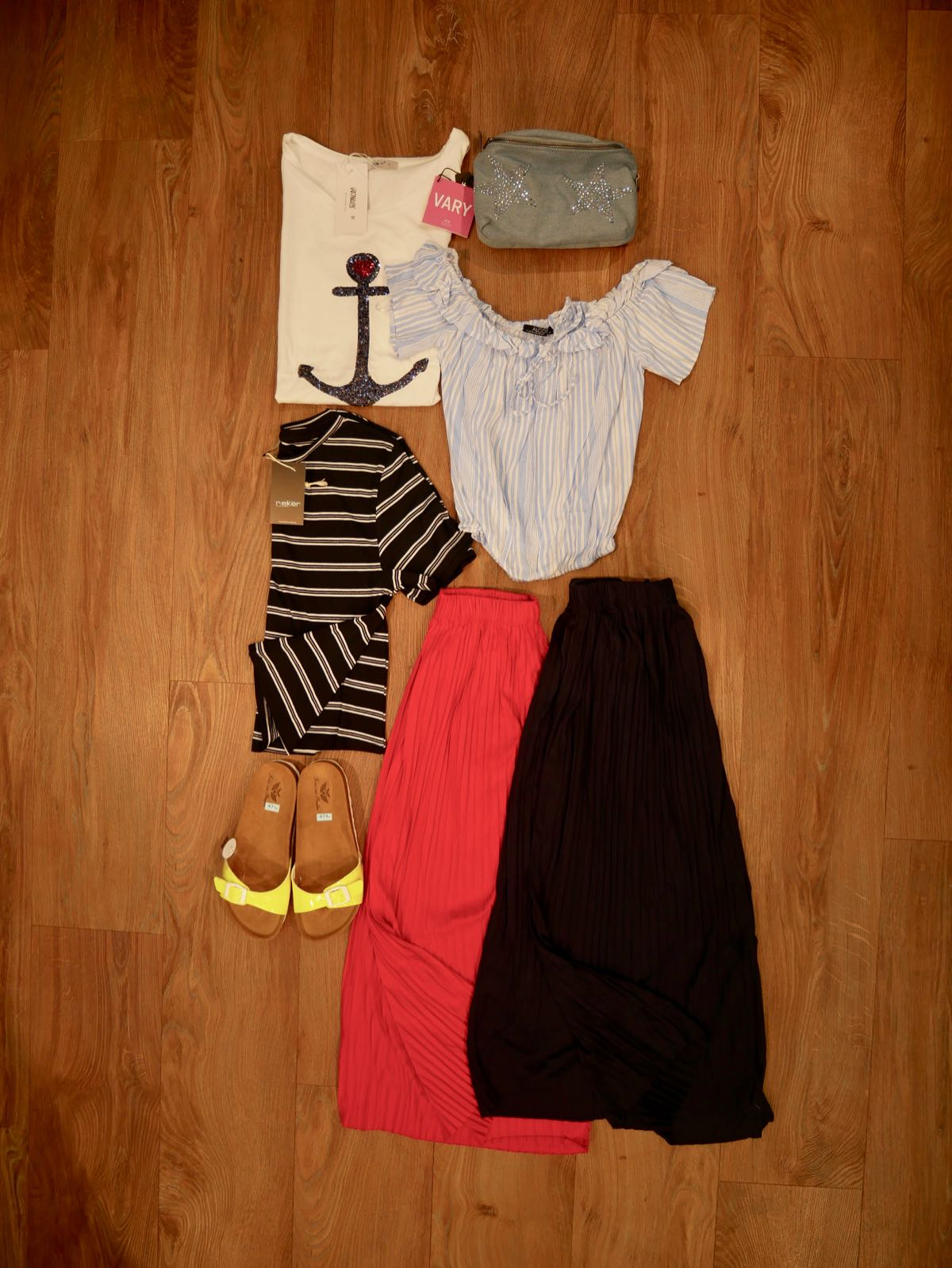 Culotte Outfits