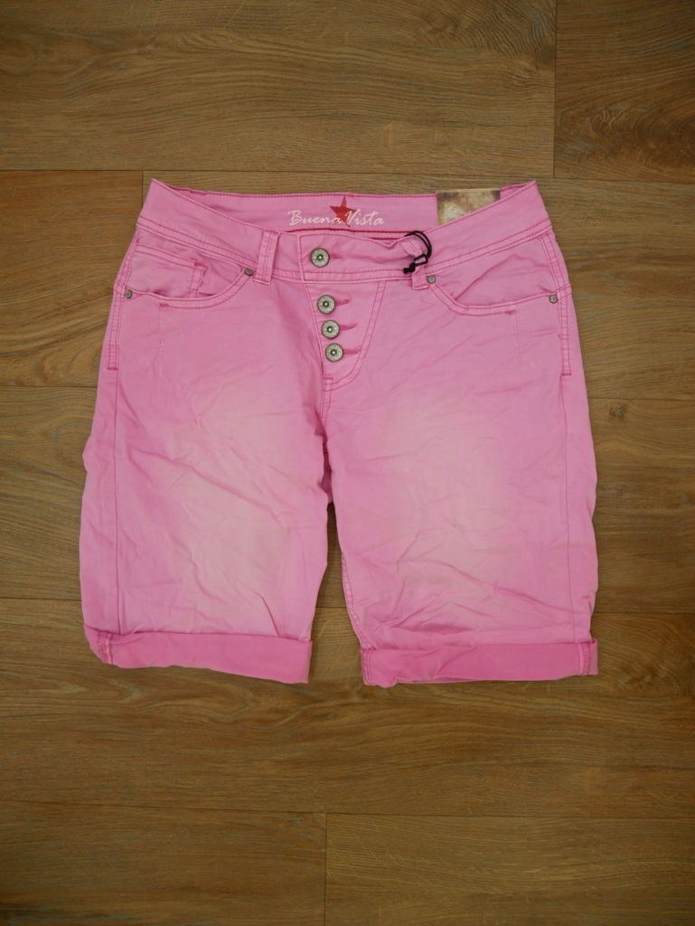 Pinke Short von Buena Vista