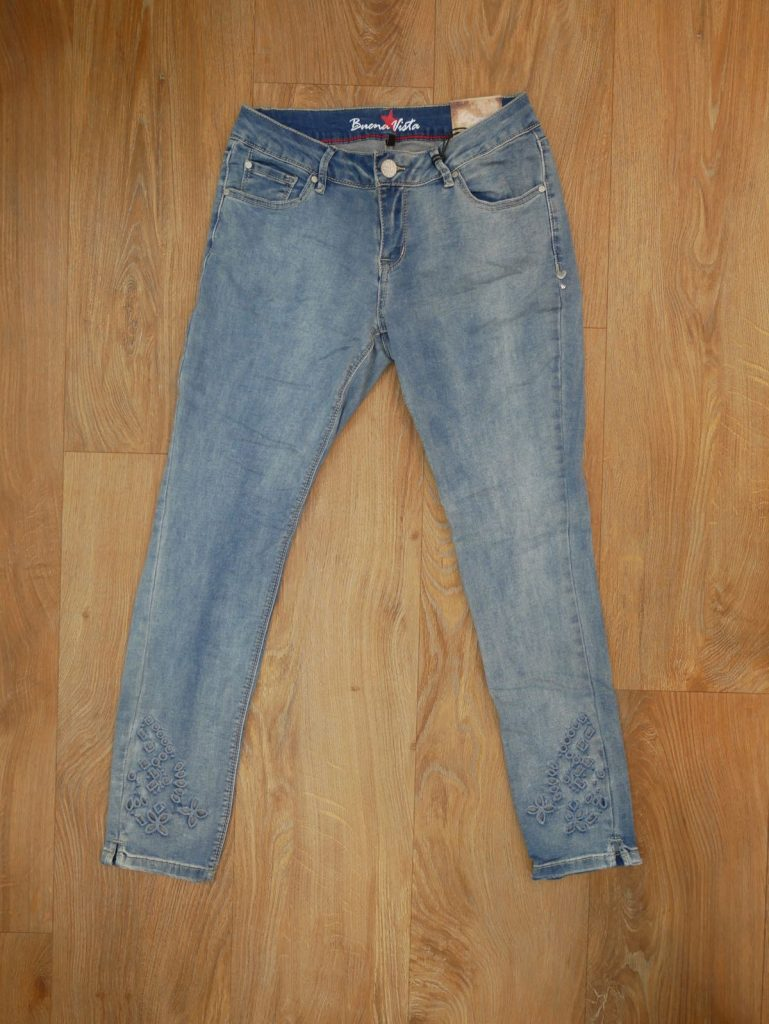 1906-J5281 Italy 7:8 Stretch Denim light blue 2