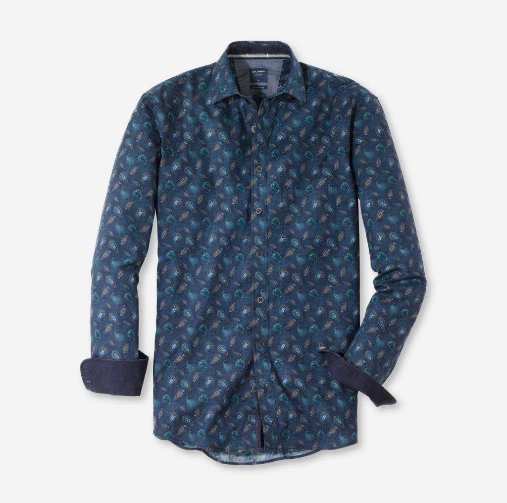 Olymp Casual Hemden modern fit