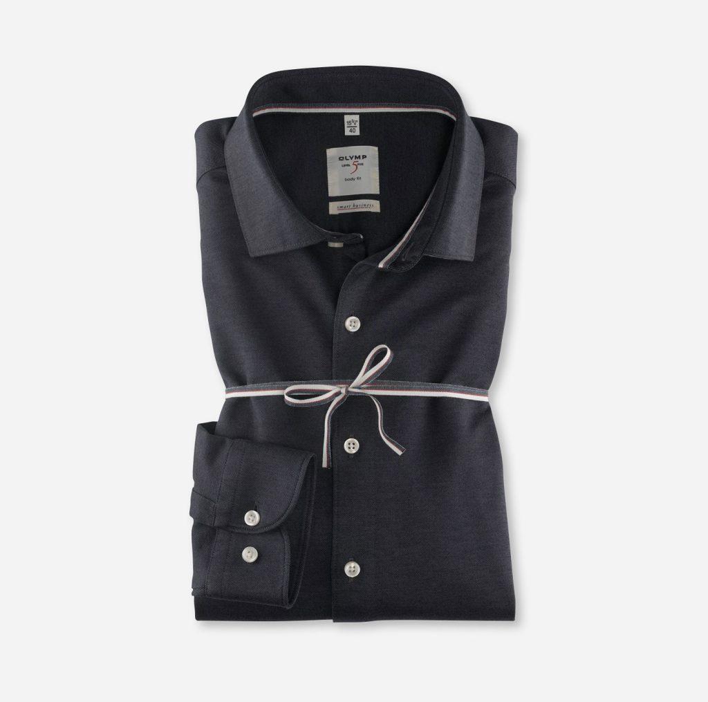 Olymp Smart Business Hemd schwarz
