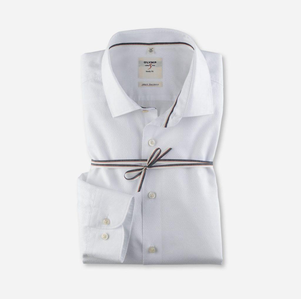 Olymp Smart business Hemd weiss