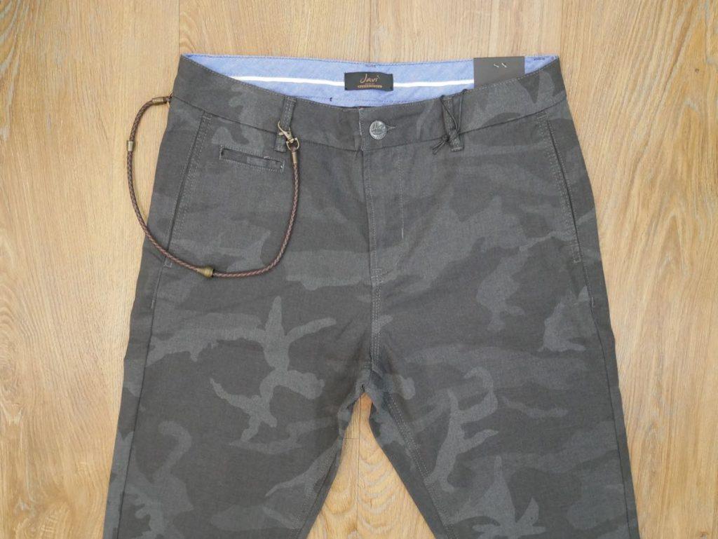 Bennet woven camouflage von Buena Vista fuer Herren 3