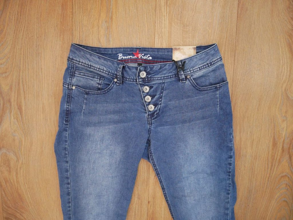 Buena Vista Maibu Stretch Denim dark blue 2