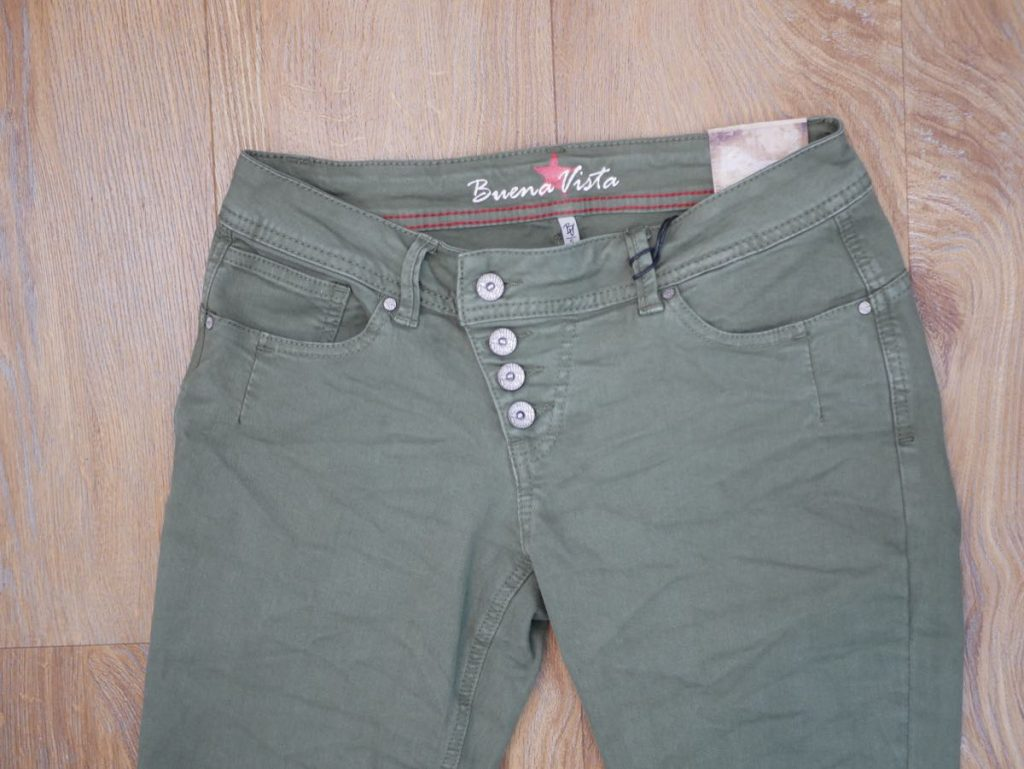 Buena Vista Malibu Colour Denim olive 6