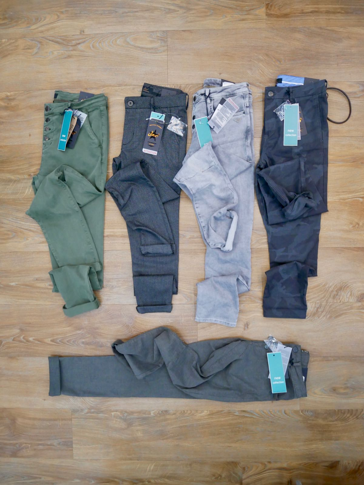 Javi Herren Jeans von Buena Vista