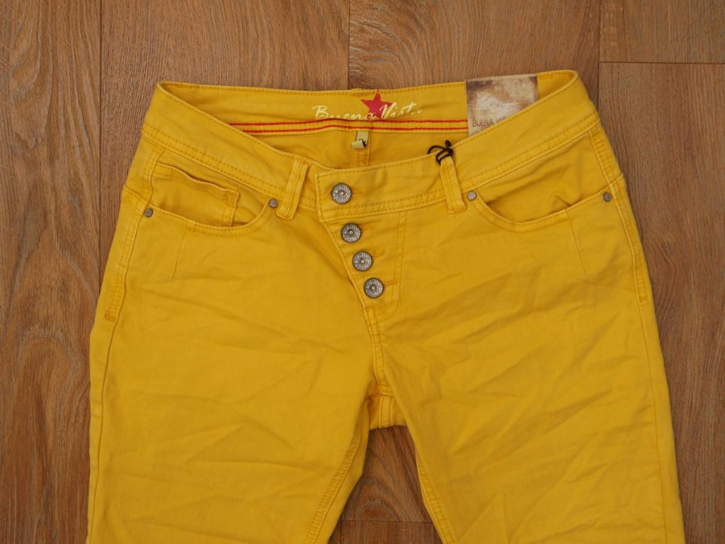 Jeans Malibu Colour Denim golden rod 5