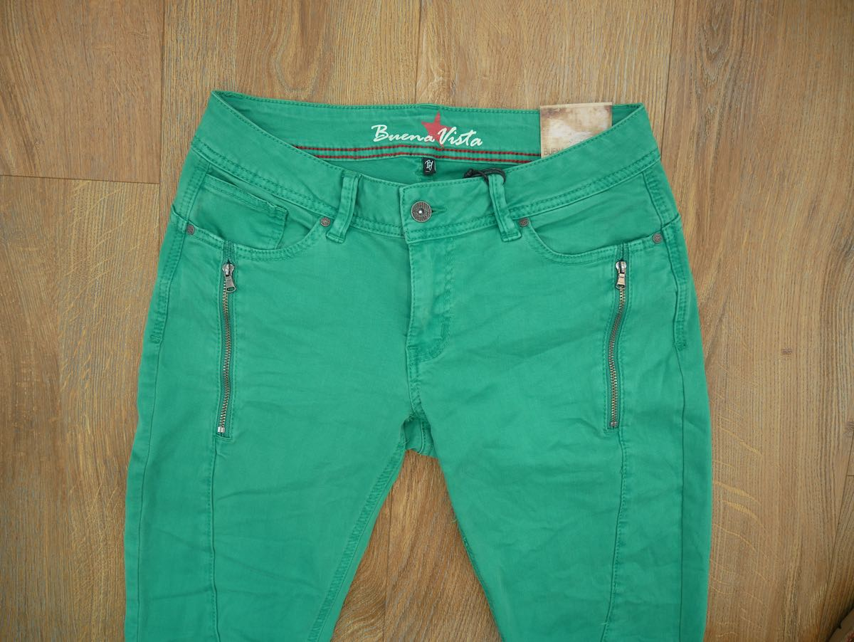 2003-J5654 Mlaibu Zip K Stretch Twill jolly green 3