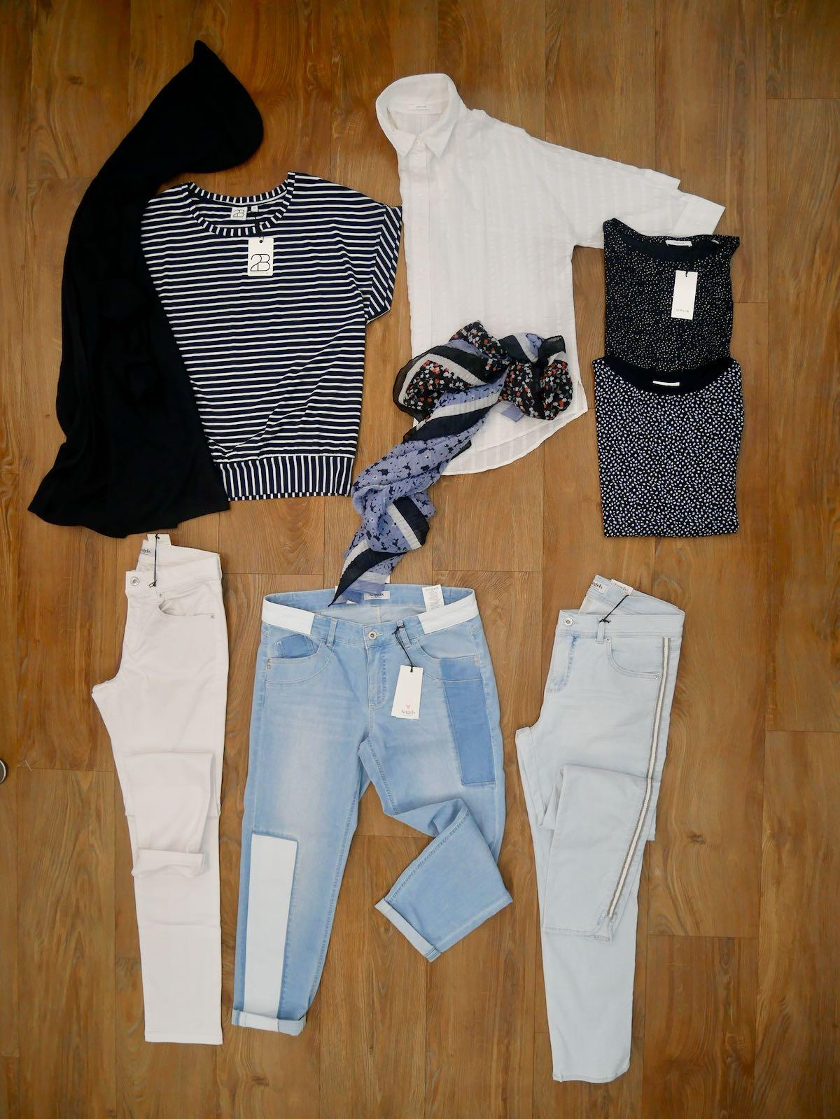 Angels Jeans, Opus Bluse, 2Biz shirt