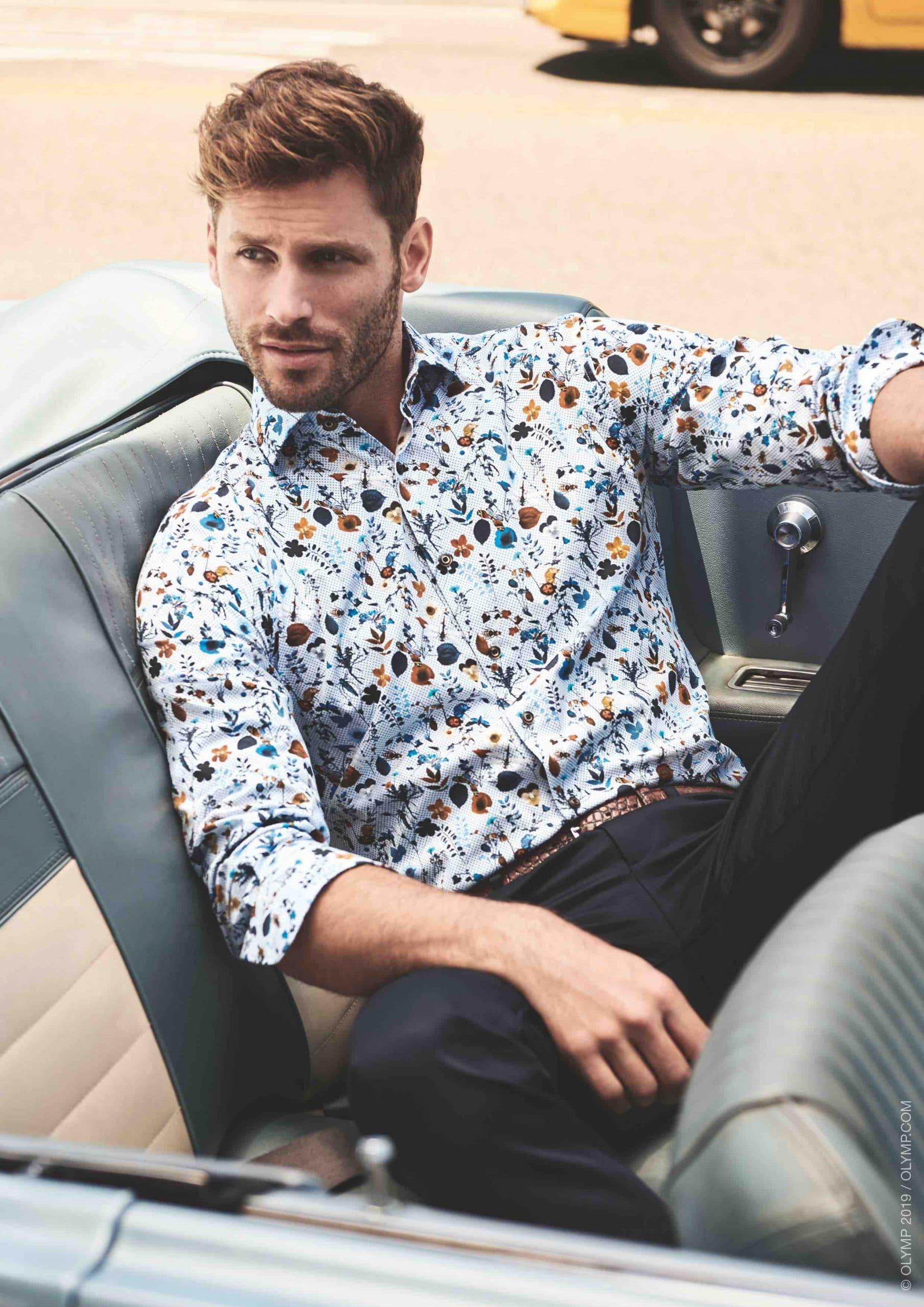 Maenner Hemden von Olymp