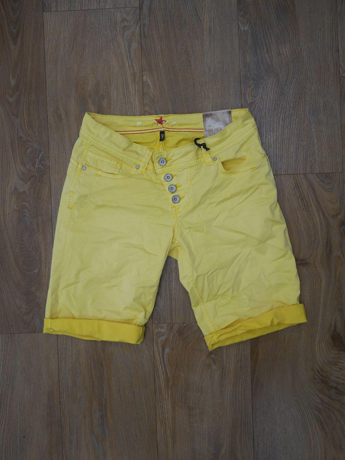Malibu Short gelb von Buena Vista 2