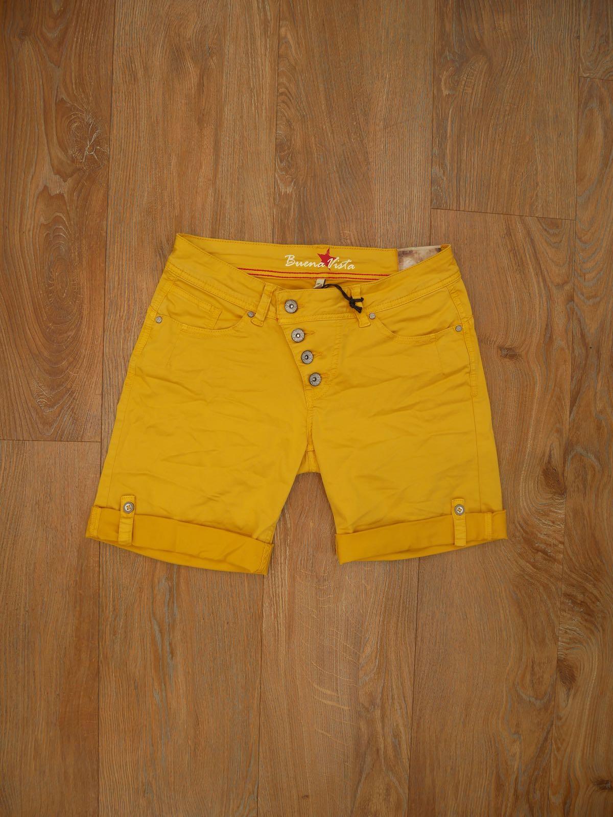 Bunea Vista Malibu Short gelb 3