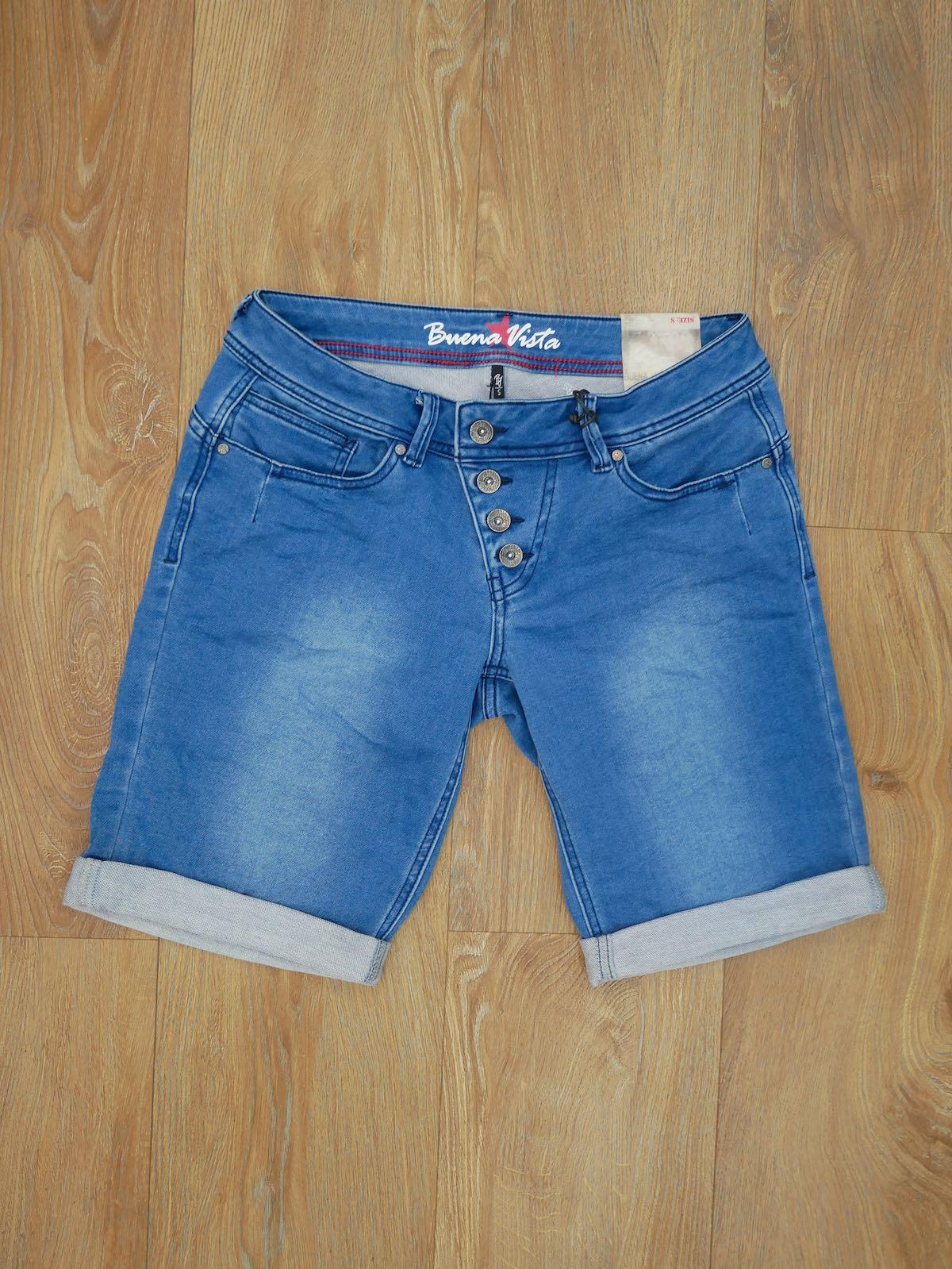 Shorts von Buena Vista blau 4