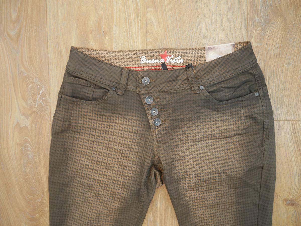 2009-J5001 Malibu Stretch Twill hahnentritt 4