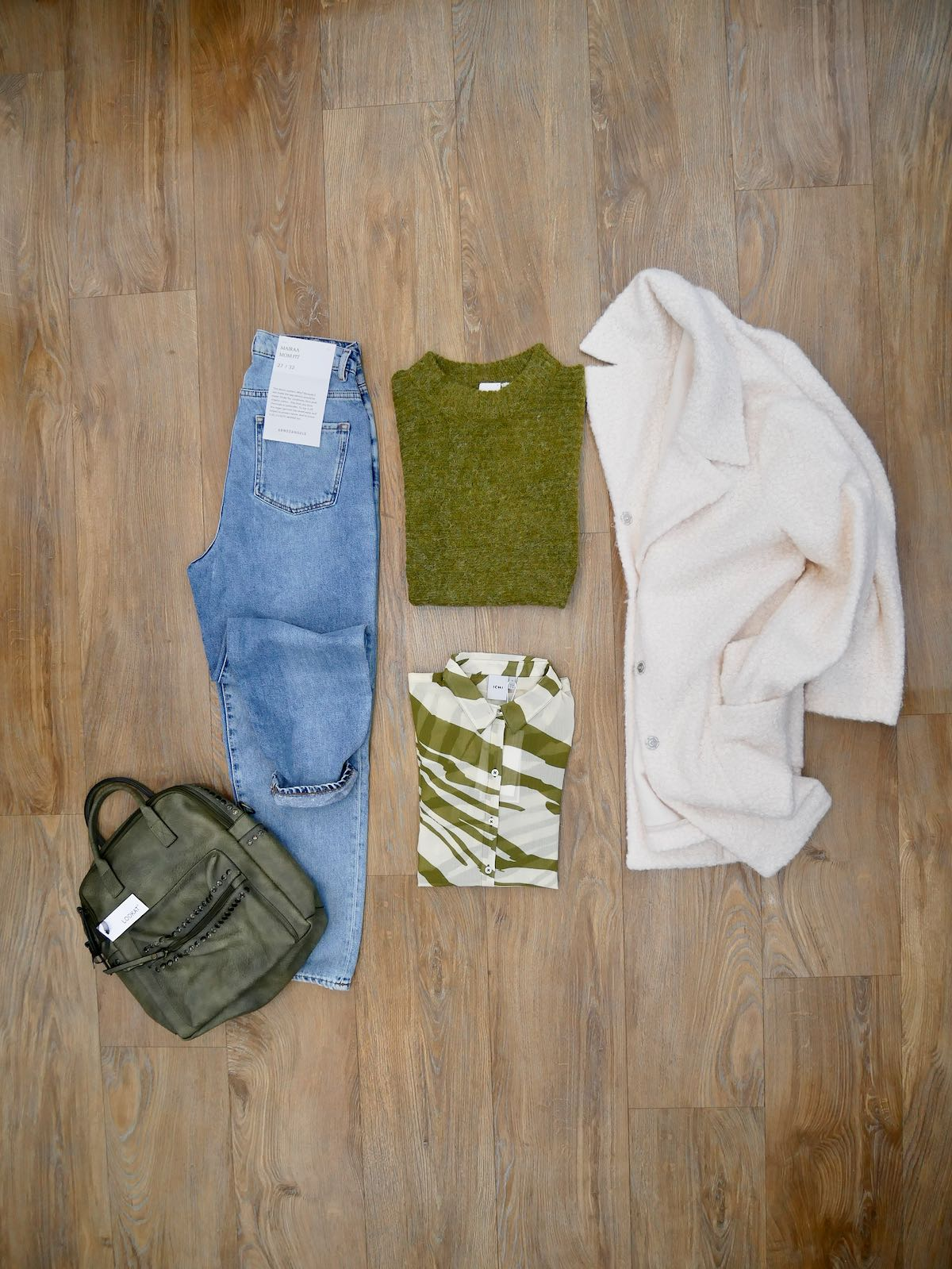Ich Bluse und Pullover Armed Angels Jeans