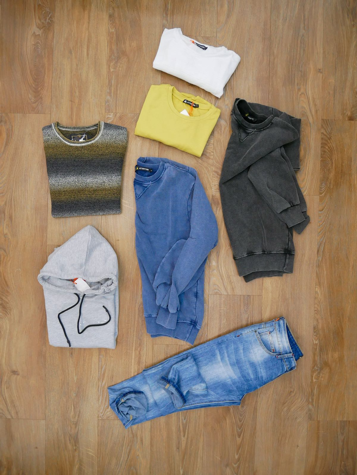Herbstoutfit Maenner 2020